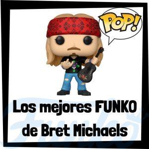 Los mejores FUNKO POP de Bret Michaels - Los mejores FUNKO POP de Bret Michaels - Los mejores FUNKO POP de grupos de música de POP