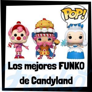 Los mejores FUNKO POP de Candyland de Retro Toys - Funko POP de Candyland de juguetes retro