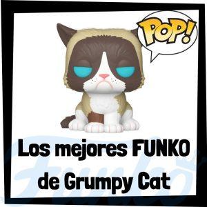 Los mejores FUNKO POP de Grumpy Cat - Funko POP de marcas y anuncios de televisión - Meme del gato enfadado