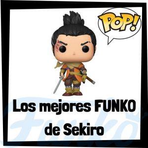 Los mejores FUNKO POP de Sekiro de videojuegos - Funko POP de Sekiro