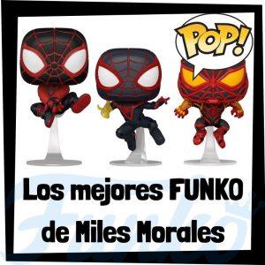 Los mejores FUNKO POP del videojuego de Spiderman de Miles Morales - Los mejores FUNKO POP de personajes de Miles Morales - Novedades FUNKO POP