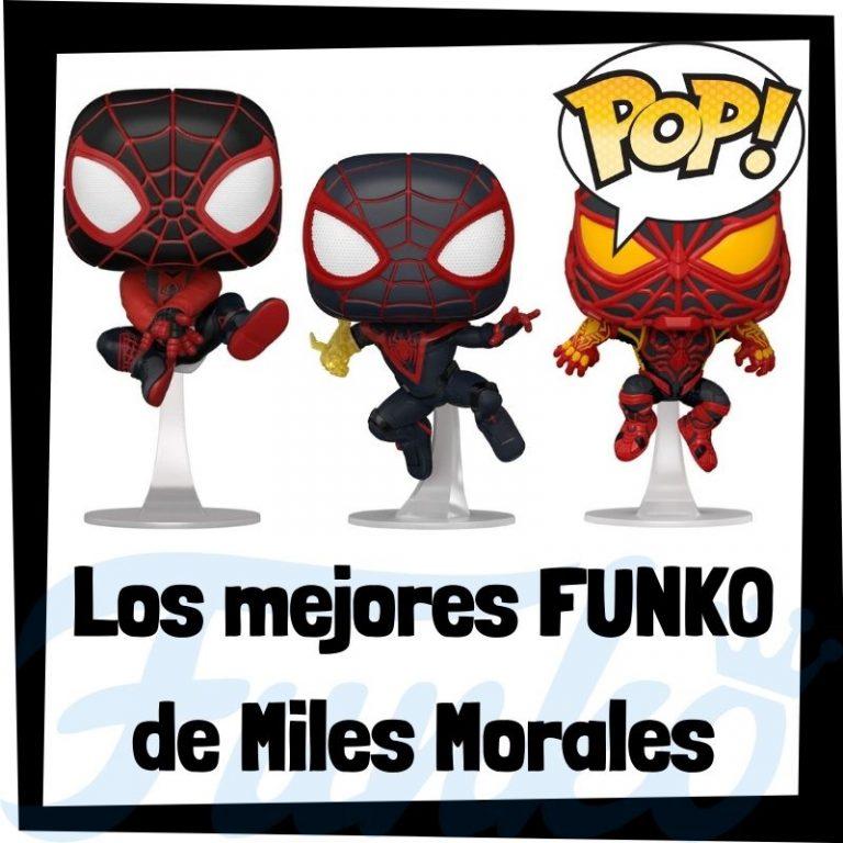 Lee más sobre el artículo Los mejores FUNKO POP de Miles Morales Gamerverse