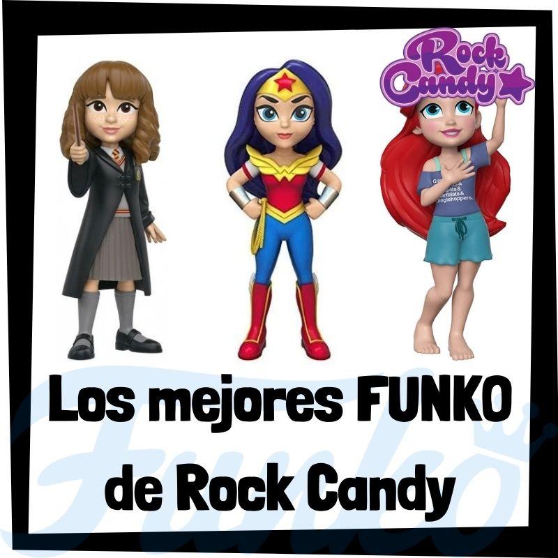 Los mejores FUNKO Rock Candy del mercado