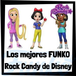 Los mejores FUNKO Rock Candy de Disney - Figuras Funko Rock Candy de Disney - Muñecas Rock Candy de princesas de Disney de FUNKO POP