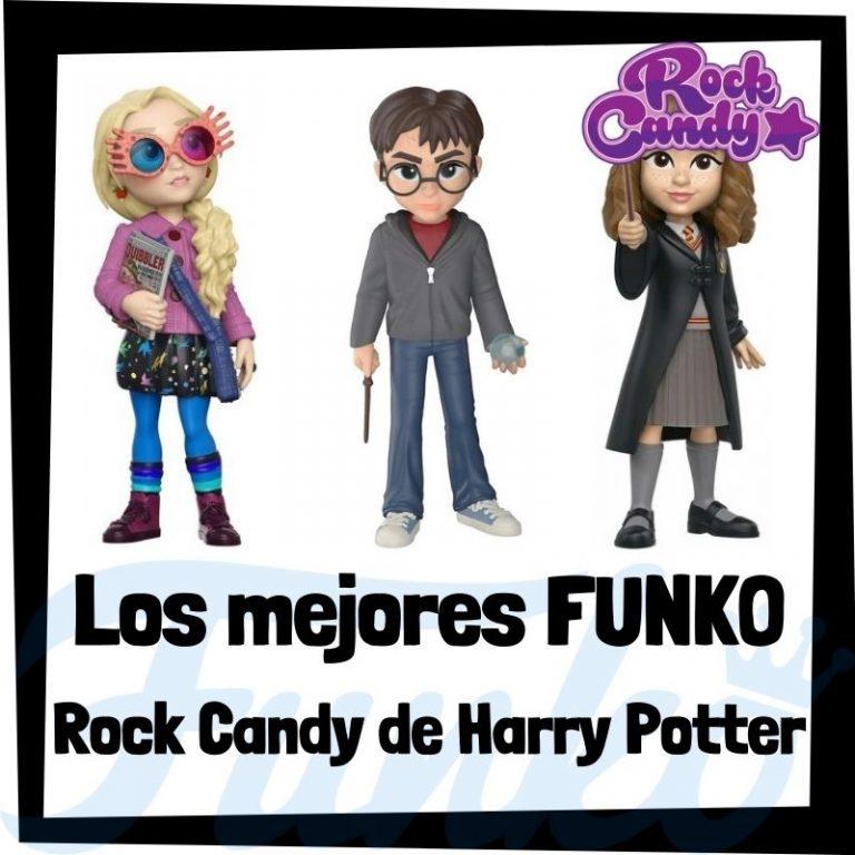 Lee más sobre el artículo Los mejores FUNKO Rock Candy de Harry Potter