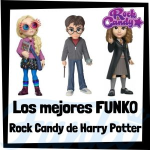 Los mejores FUNKO Rock Candy de Harry Potter - Figuras Funko Rock Candy de Harry Potter - Muñecas Rock Candy de Harry Potter de FUNKO POP