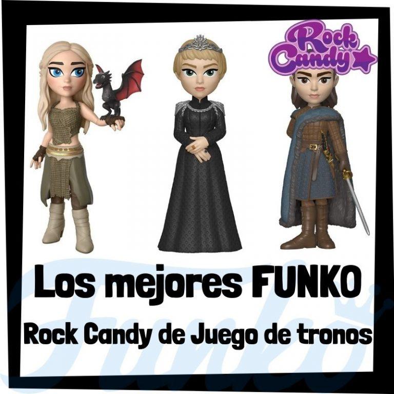 Lee más sobre el artículo Los mejores FUNKO Rock Candy de Juego de tronos