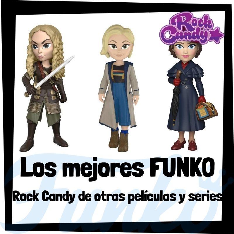 Los mejores FUNKO Rock Candy de películas y series