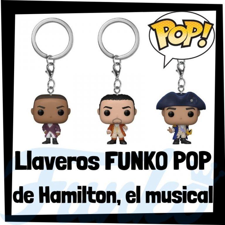 Lee más sobre el artículo Los mejores llaveros FUNKO POP de Hamilton