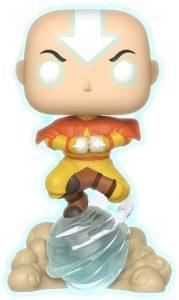 FUNKO POP de Aang Glow in the Dark - Los mejores FUNKO POP Glow in the Dark - FUNKO POP especiales que brillan en la oscuridad
