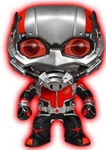 FUNKO POP de Ant man Glow in the Dark - Los mejores FUNKO POP Glow in the Dark - FUNKO POP especiales que brillan en la oscuridad