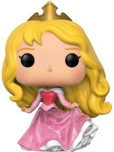 FUNKO POP de Aurora Glitter - Los mejores FUNKO POP con purpurina - FUNKO POP especiales Glitter