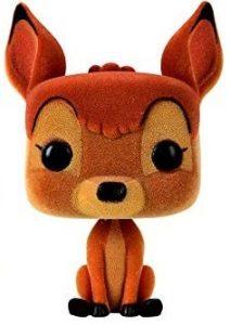 FUNKO POP de Bambi flocked de Disney - Los mejores FUNKO POP Flocked con pelo - FUNKO POP especiales Flocked