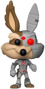 FUNKO POP de Coyote de los Looney Tunes de Cyborg - Los mejores FUNKO POP de los Looney Tunes