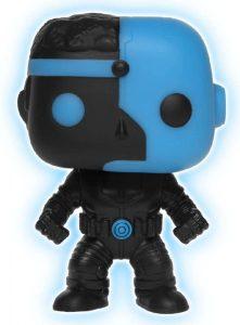 FUNKO POP de Cyborg Glow in the Dark - Los mejores FUNKO POP Glow in the Dark - FUNKO POP especiales que brillan en la oscuridad