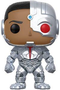 FUNKO POP de Cyborg de la Liga de la Justicia de Zack Snyder - Los mejores FUNKO POP Snyder Cut de Justice League