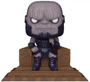 FUNKO POP de Darkseid sentado de la liga de la Justicia de Zack Snyder - Los mejores FUNKO POP de la Snyder Cut de Justice League