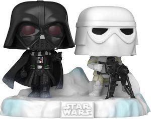 FUNKO POP de Darth Vader y Snowtrooper - Los mejores FUNKO POP de Darth Vader - FUNKO POP de Star Wars