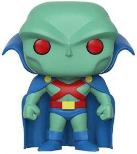 FUNKO POP de Detective Marciano de la Liga de la Justicia de Zack Snyder - Los mejores FUNKO POP Snyder Cut de Justice League