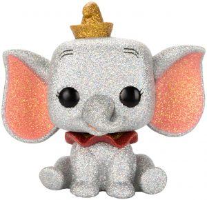 FUNKO POP de Dumbo Glitter - Los mejores FUNKO POP con purpurina - FUNKO POP especiales Glitter