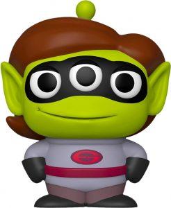 FUNKO POP de Elastigirl Alien - Los mejores FUNKO POP de Alien - FUNKO POP de Toy Story