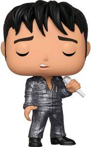 FUNKO POP de Elvis Presley Glitter - Los mejores FUNKO POP con purpurina - FUNKO POP especiales Glitter