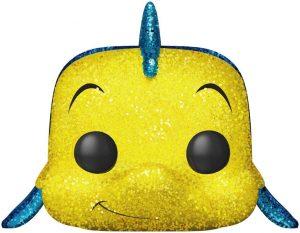 FUNKO POP de FLounder Glitter - Los mejores FUNKO POP con purpurina - FUNKO POP especiales Glitter