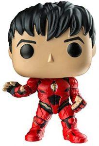 FUNKO POP de Flash sin máscara de la Liga de la Justicia de Zack Snyder - Los mejores FUNKO POP Snyder Cut de Justice League