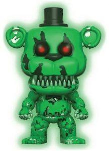 FUNKO POP de Freddy Glow in the Dark - Los mejores FUNKO POP Glow in the Dark - FUNKO POP especiales que brillan en la oscuridad