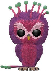 FUNKO POP de Fwooper flocked de Harry Potter - Los mejores FUNKO POP Flocked con pelo - FUNKO POP especiales Flocked