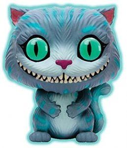 FUNKO POP de Gato Cheshire Glow in the Dark - Los mejores FUNKO POP Glow in the Dark - FUNKO POP especiales que brillan en la oscuridad