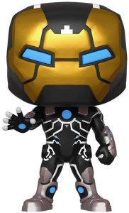 FUNKO POP de Iron Man Model 39 Glow in the Dark - Los mejores FUNKO POP Glow in the Dark - FUNKO POP especiales que brillan en la oscuridad