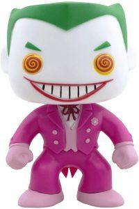 FUNKO POP de Joker rosa exclusivo - Los mejores FUNKO POP del Joker de DC - FUNKO POP de DC