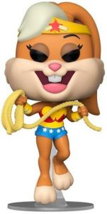 FUNKO POP de Lola Bunny de los Looney Tunes de Wonder Woman - Los mejores FUNKO POP de los Looney Tunes
