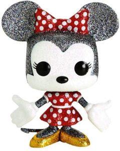 FUNKO POP de Minnie Mouse Glitter - Los mejores FUNKO POP con purpurina - FUNKO POP especiales Glitter