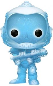 FUNKO POP de Mr. Freeze Glitter - Los mejores FUNKO POP con purpurina - FUNKO POP especiales Glitter