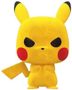 FUNKO POP de Pikachu flocked de Pokemon - Los mejores FUNKO POP Flocked con pelo - FUNKO POP especiales Flocked