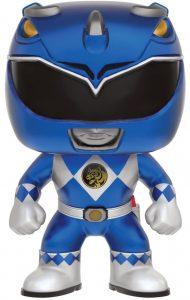 FUNKO POP de Power Ranger Metallic - Los mejores FUNKO POP metalizados - FUNKO POP especiales Metallic