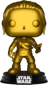 FUNKO POP de Rey Chrome dorado - Los mejores FUNKO POP Chrome