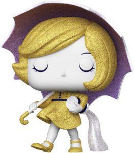 FUNKO POP de Salt Girl Glitter - Los mejores FUNKO POP con purpurina - FUNKO POP especiales Glitter