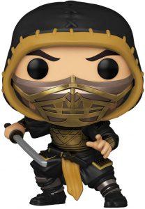 FUNKO POP de Scorpion de Mortal Kombat la película - Los mejores FUNKO POP de Mortal Kombat - FUNKO POP películas de HBO