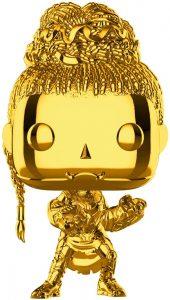 FUNKO POP de Shuri Chrome de Marvel Studios 10 - Los mejores FUNKO POP Chrome dorado