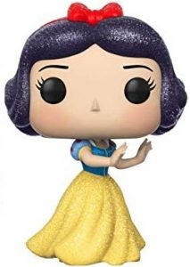 FUNKO POP de Snow White Glitter - Los mejores FUNKO POP con purpurina - FUNKO POP especiales Glitter