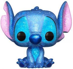 FUNKO POP de Stitch Glitter - Los mejores FUNKO POP con purpurina - FUNKO POP especiales Glitter