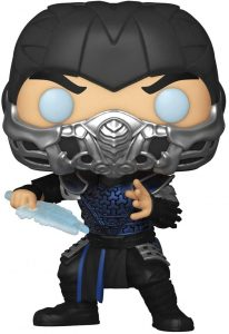 FUNKO POP de Sub-Zero de Mortal Kombat la película - Los mejores FUNKO POP de Mortal Kombat - FUNKO POP películas de HBO