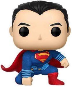 FUNKO POP de Superman de la Liga de la Justicia de Zack Snyder - Los mejores FUNKO POP Snyder Cut de Justice League