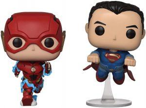 FUNKO POP de Superman y Flash de la Liga de la Justicia de Zack Snyder - Los mejores FUNKO POP Snyder Cut de Justice League