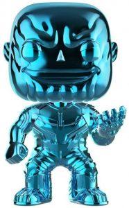FUNKO POP de Thanos Chrome - Los mejores FUNKO POP Chrome blue