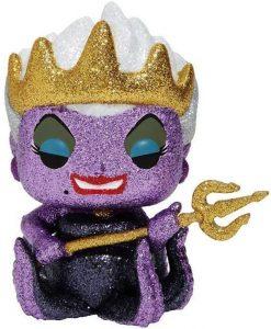 FUNKO POP de Úrsula Glitter - Los mejores FUNKO POP con purpurina - FUNKO POP especiales Glitter