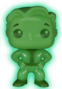 FUNKO POP de Vault Boy Glow in the Dark - Los mejores FUNKO POP Glow in the Dark - FUNKO POP especiales que brillan en la oscuridad